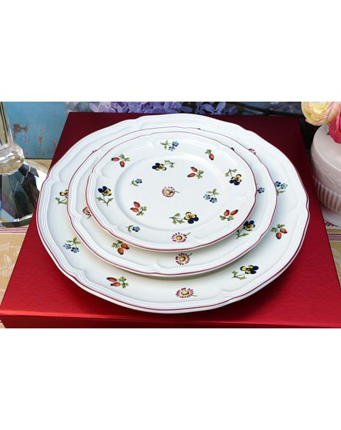 (OUT OF STOCK) VILLEROY & BOCH PETITE FLEUR CAKE STAND